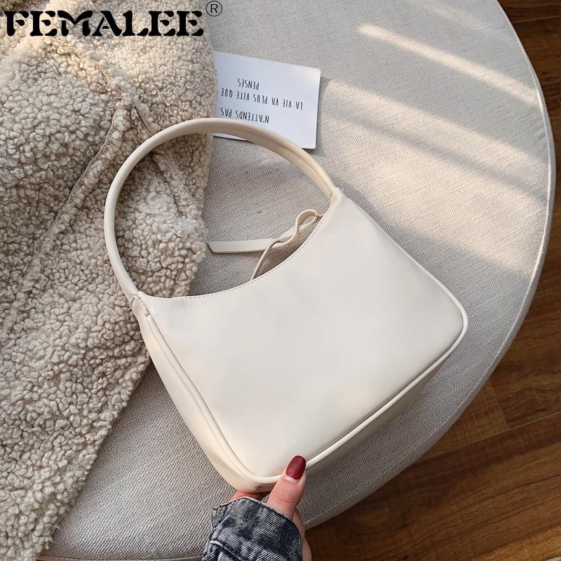 Designer Fashion Women Handbags Quality Female Shoulder Bag Girls Leather Purses Luxury Baguette Bags Chic Party Evening Clutch