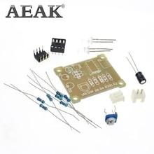 AEAK LM358 breathing light parts / Electronics DIY Fun Production