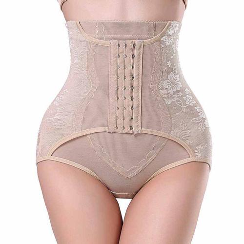 Women High Waist Body Shaper Slim Underwear Tummy Corset Shapewear Panty Lady Control Panties Abdominal Hip Shaping Pants