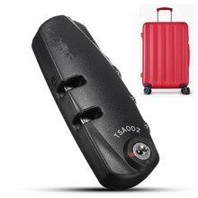 Combination-Lock Luggage-Lock Password-Locks Suitcase Travel Brass Safety for High-Quality