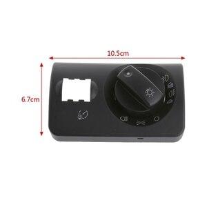 Image 5 - Scheinwerfer Nebel Lampe Control Schalter Abdeckung 4B1941531E Für AUDI A6 Quattro C5 RS6 S6