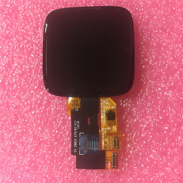 Replacement LCD Screen Assembly for Fitbit Versa /Versa Lite Watch LCD Display Digitizer Touch Screen Repair Parts