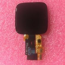 Substituição da tela lcd assembléia para fitbit versa/versa lite relógio lcd display digitador da tela de toque peças reparo