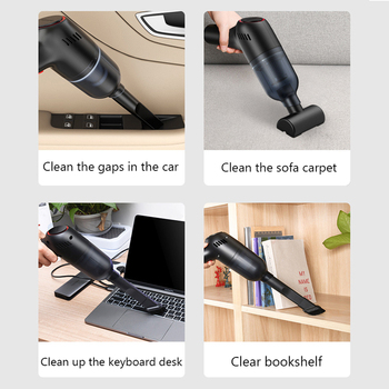 Wireless Car Vacuum Cleaner 4