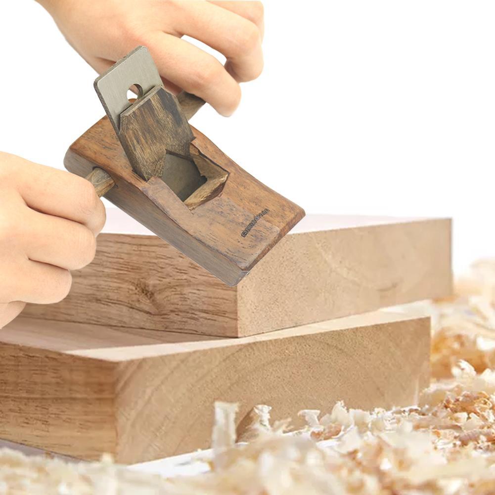 13mm Wooden Hand Plane Woodworking Rosewood DIY Furniture Grooving Wood Planer for Carpenter 10//13//25mm