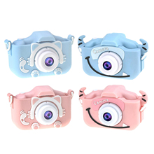 Kids Camera Gifts for 4-8 Year Old Girls, Shockproof Cameras Great Gift Mini