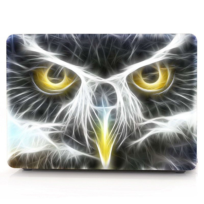 Raffiti Animal Pattern Case for MacBook 38