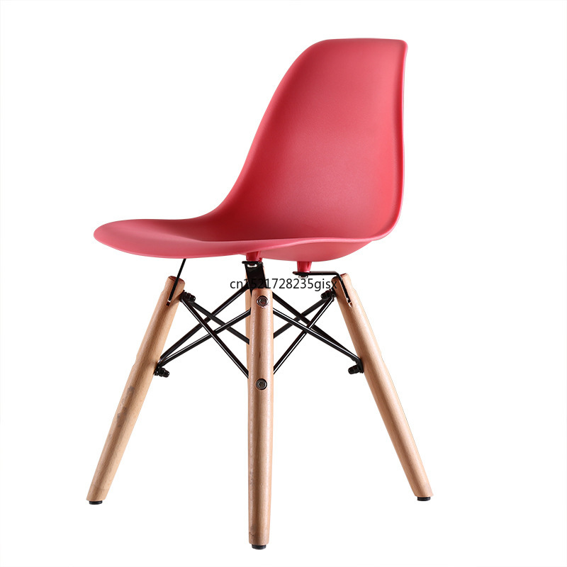 Children's Chair Home Creative Colorful Kindergarten Early Education Backrest Stool Student Writing Chair