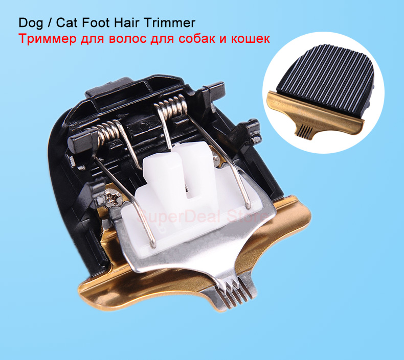 Dog Clipper Dog Hair Clippers Grooming (Pet/Cat/Dog/Rabbit) haircut Trimmer Shaver Set Pets cordless Rechargeable Professional