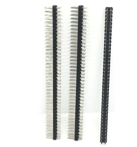 10pcs 2X40 double-row bayonet bolt length 2.54mm, 2X40PIN 2*40 40p 40PIN for PCB ARDUINO board use