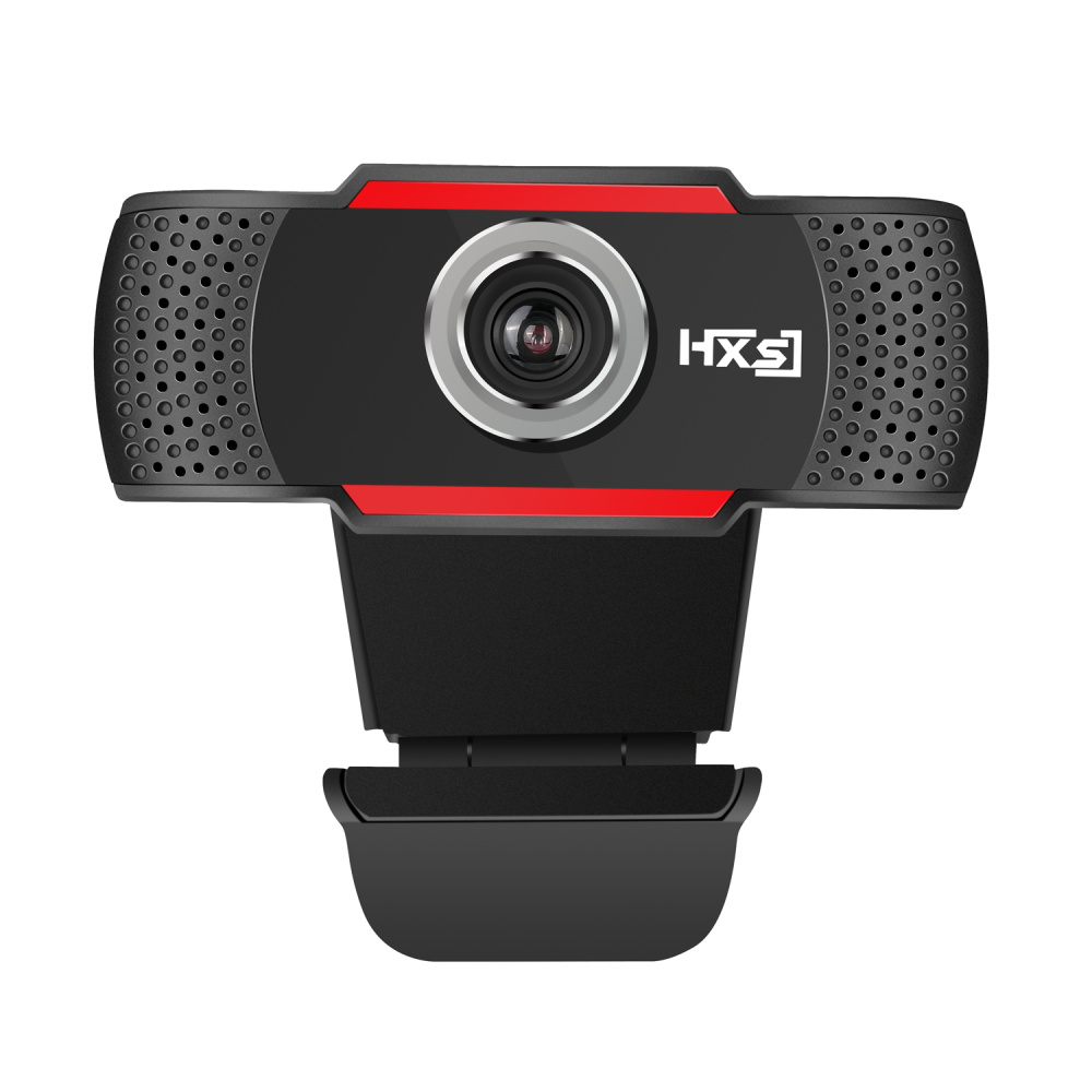 HXSJ S80 USB Web Camera 1080P HD 2MP Computer Camera Webcams Built-In Sound-absorbing Microphone 1920 *1080 Dynamic Resolution