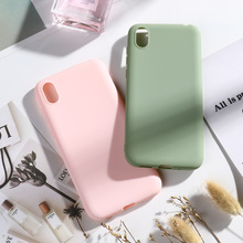 Matte Candy Case For Huawei Y5 2019 5.71 Honor 8S Cover Soft Silicone Phone 8 S KSE-LX9 KSA-LX9
