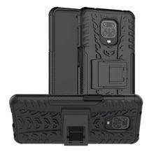 Armor Case For Xiaomi Redmi Note 9S 9 Pro Max Cover Holder Housings Protective Phone Bumper For Xiaomi Redmi Note 9S Case Funda недорого