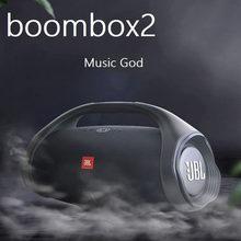 Boombox Boom Box 3 2 Speaker Bluetooth IPX7 Waterproof Sound Deep Partybox Speakers Charge 4 Flip 5