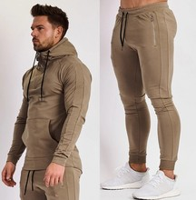 Autumn Winter Men Sport Suit Hoodies Sweatshirt sweatpant Casual Jogger Running Athletic Outfit Clothes Sports Wear Sweatsuit