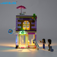 Lightaling Led Light Kit For Toys Building Blocks Compatible With 41365 ( Lighting Set Only ) lightaling led light set for famous brand 10182 15002 make