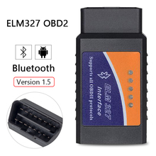 ELM327 Bluetooth V1.5 OBD2 Code Reader Interface Scanner Support Android Torque ELM327 OBD2 Auto Scanner Cars Diagnostic Tool auto diagnostic tool mini elm327 v1 5 with switch support full protocol elm327 v 1 5 obd ii obd2 scanner bluetooth support at