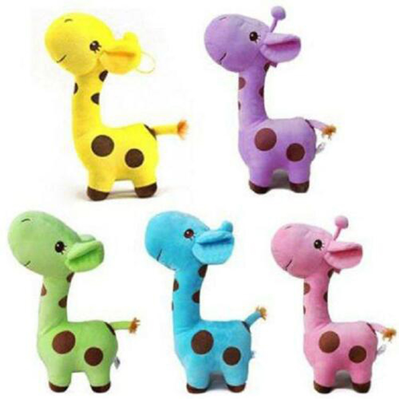 Giraffe Plush Toy Baby Toys Giraffe Doll Doll Pillow High Quality Exquisite Simple Cute Kawaii Plush Toy 12cm