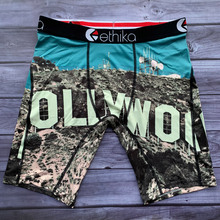 New! Ethika The Staple Print Mens Boxer Polyester Spandex ~ Many Colors