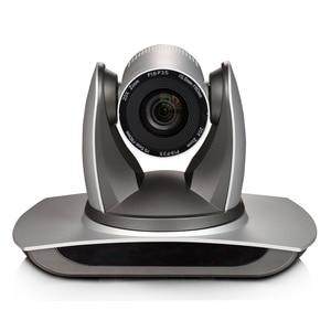 Image 2 - 3D Joy Stick Mini klawiatura kontroler 20X Zoom SDI DVI IP PTZ transmisja kamera konferencyjna dla vMix / Blackmagic Design