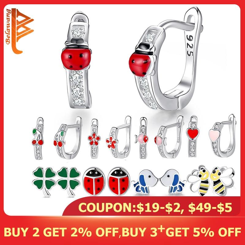 CHRISTMAS Girls Kids Jewellery Gift Set Necklace Earrings 925 Sterling Silver