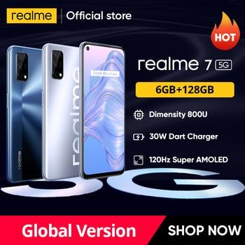 realme 7 5G Dimensity 800U