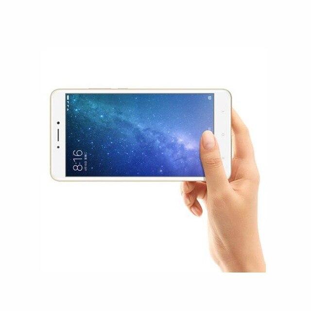 Xiaomi Mi Max 2  4G RAM 64GB 6.44inch  4G LTE 5300mAH Rear-mounted Fingerprint Android Cellphone Unlocked refurbished 5
