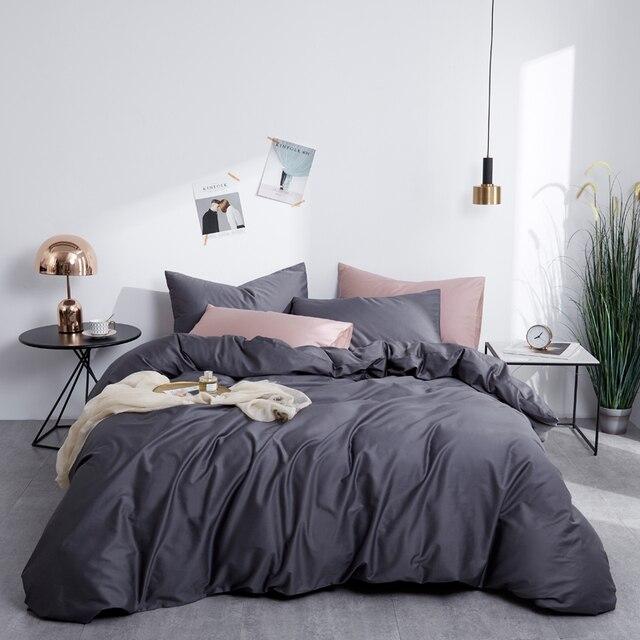 Комплект постельного белья из чистого египетского хлопка 3