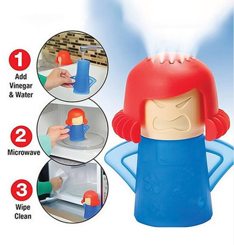 New arrival Microwave Cleaner Easily Cleans Microwave Oven Steam Cleaner Appliances for The Kitchen Refrigerator cleaning