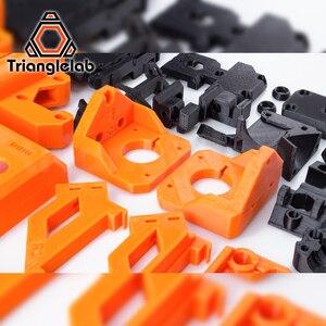 Image 2 - TriangleLAB PETG المواد المطبوعة أجزاء ل Prusa i3 MK3S 3D طابعة كيت MK2/2.5 MK3 ترقية إلى MK3S