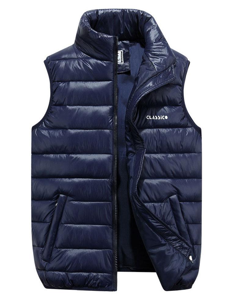 Sleeveless Warm Casual Winter Vest Jacket Thermal Mountain Outdoor Vest TSLA Mens Full Zip Polar Fleece Vest