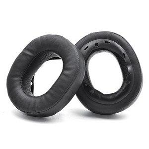 Image 1 - Earpads Sony MDR HW700 MDR HW700DS kablosuz kulaklıklar yedek bellek köpük kulaklık yastık kulak yastıkları kapak bardak