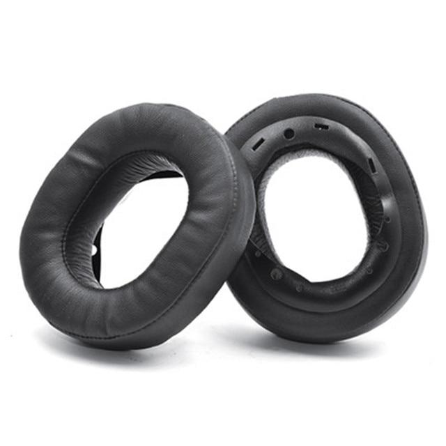 Earpads Sony MDR HW700 MDR HW700DS kablosuz kulaklıklar yedek bellek köpük kulaklık yastık kulak yastıkları kapak bardak