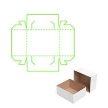 Naifumodo металлическая коробка для вырезания штампов для рукоделия скрапбукинга трафарет для высечки открыток Новинка