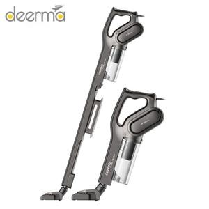 Image 1 - Deerma Dx700s 2 In 1 600 W No Domestic Yarn Vertical Dust Aspirator Multifunction Strongsuction Ereta Portrait Vacuum