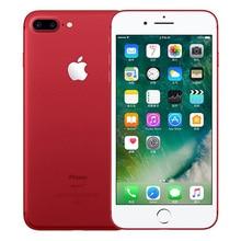 Разблокированный Apple iPhone 7 Plus, 3 Гб оперативной памяти, Оперативная память 32/128 ГБ/256 ГБ Встроенная память iOS 4 аппарат не привязан к оператору сотовой связи разблокированный сотовый телефон Quad-Core отпечатков пальцев 12MP чехол для телефона