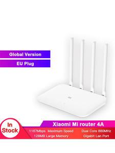 Xiaomi Router Gigabit-Edition Wifi 5ghz High-Gain Ipv6 Mi 4a 4-Antenna DDR3 128MB App-Control