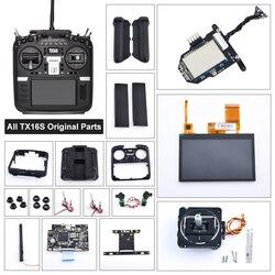 Оригинальные Запасные детали TX16S, подходят для радиопередатчика RadioMaster TX16S Hall TBS Sensor Gimbals