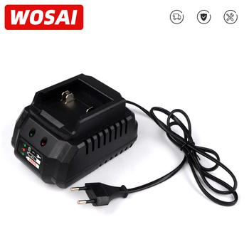 цена на WOSAI 20V Power Tools Lithium Battery Pack Charger Adapter Applicable Machine Model WS-B6 WS-L6 WS-H3 WS-H5 WS-J3 WS-F6
