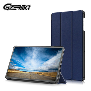 Funda For Samsung Galaxy Tab S5e Case Ultra Slim Shell Smart Trifold Stand Cover For Galaxy Tab S5e SM-T720/SM-T725 2019 Tablet(China)