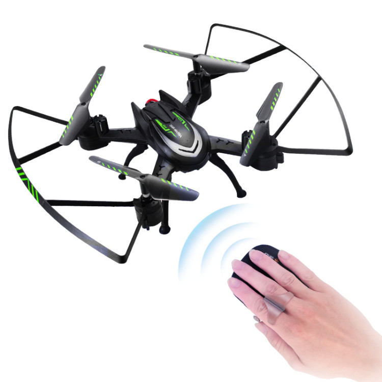 New Style Set High Feel Control Unmanned Aerial Vehicle Four-axis Aircraft Aerial Photography Remote Control Airplane Child Remo