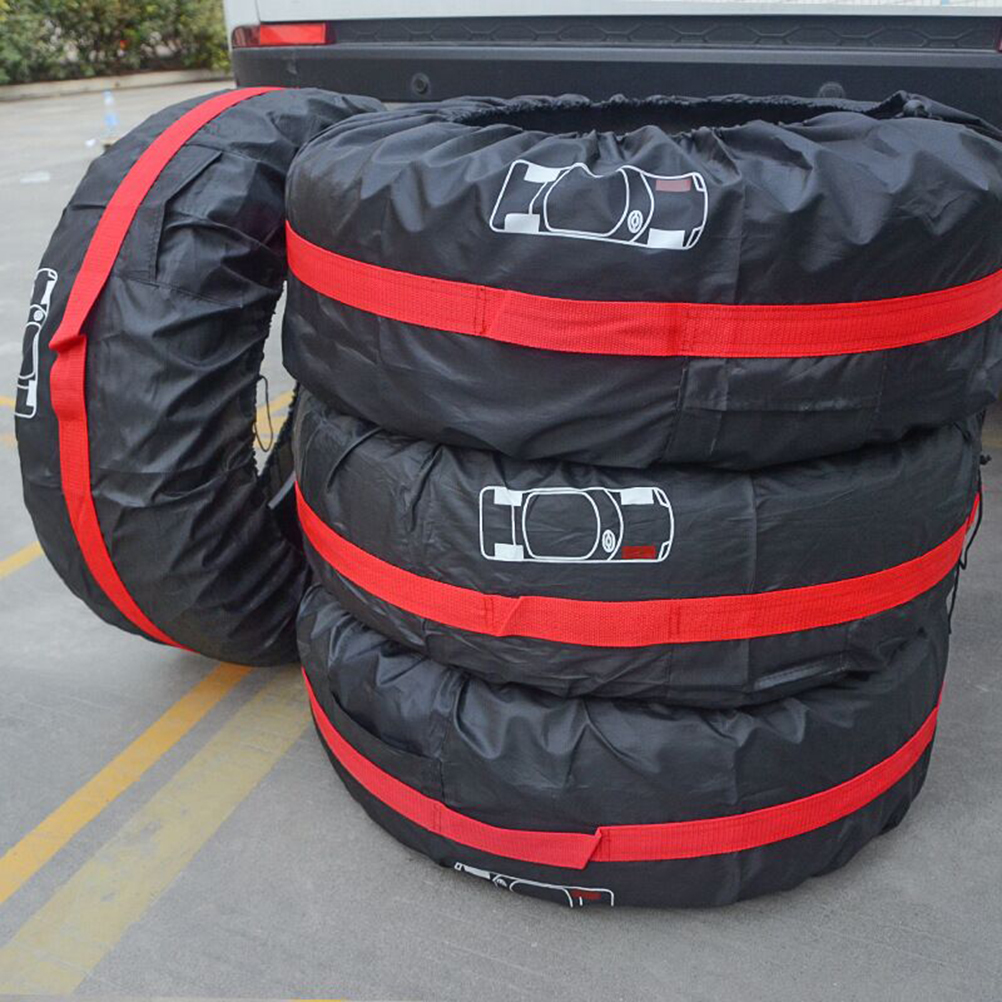 Storage-Bag Tire-Cover Collection Rain Universal Tire-Storage-Protector Spare 115x66cm