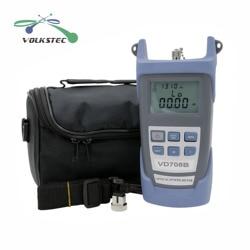 VOLKSTEC fiber optical power meter VD708B -50~+26dBm with Bag free shipping
