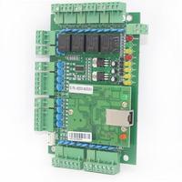 Tür Access Control Panel Board TCP IP Wiegand für sicherheit lösungen access control System 20000 Benutzer