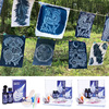 Cyanotype Set Potassium Ferricyanide Cyanotype Printing DIY Kit UD88