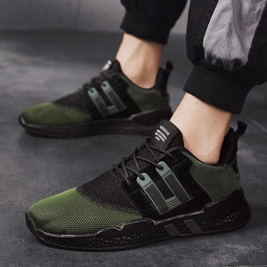 Image 5 - 2020 Hot Sell Mens Running Shoes Professional Outdoor Breathable Comfortable Fitness Shock absorption Trainer Sport Gym Sneaker
