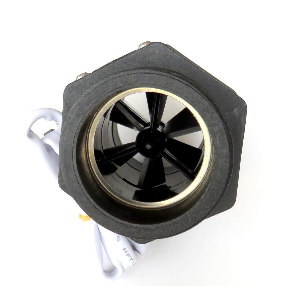Aquamètre Compteur d/'Eau Débitmètre Capteur à Turbine