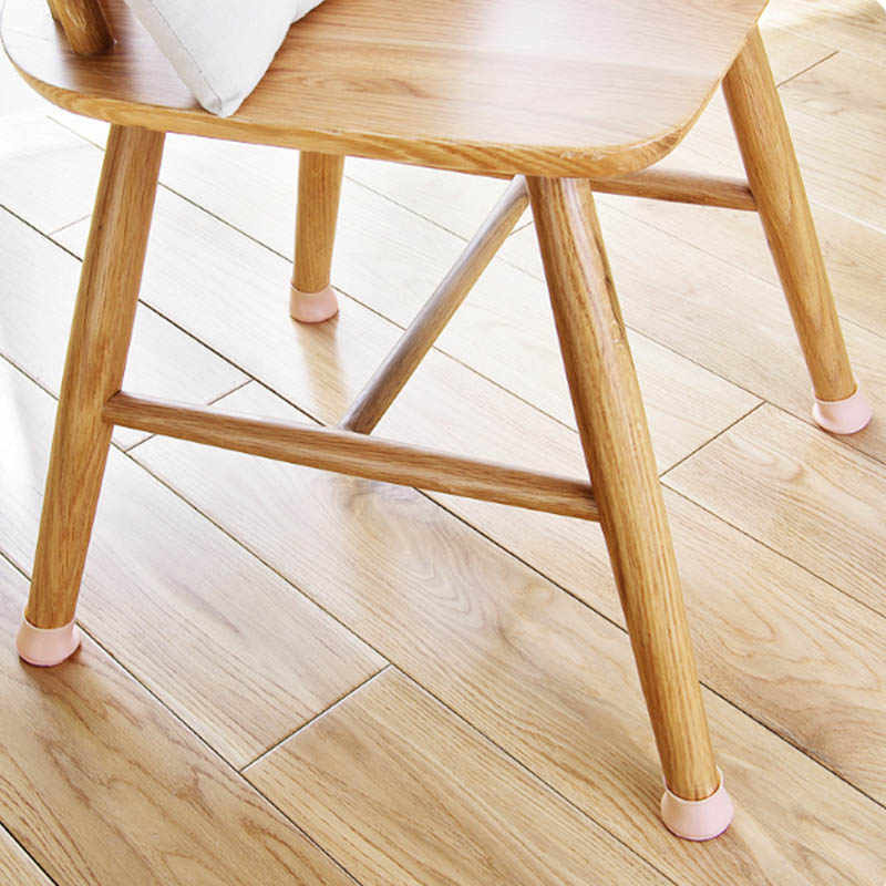 Details about  /4pcs Silicon Furniture Leg Protection Cover Silicone Table Chair Foot Cover