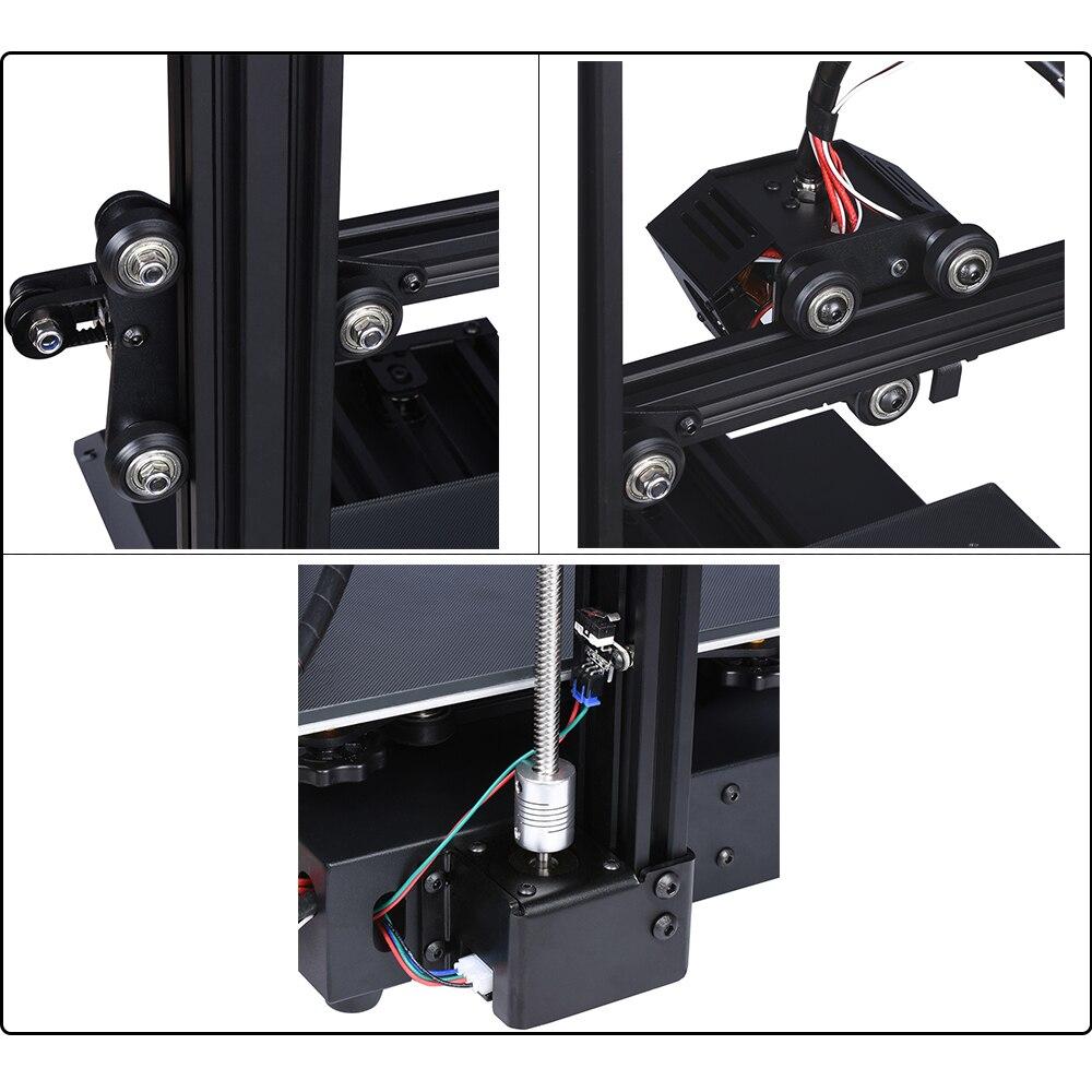 BIQU Legend 3D Printer with SKR V1.3 Mother Board and Resume Printing 4