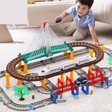 Ant  Thomas And Friends Toddler Boy Toys Train Set Tomass electric small train small train set track steam toy high-speed rail цены